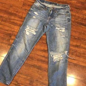 Aeropostale boyfriend jeans 000